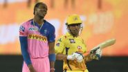 Rajasthan Royals, Chennai Super Kings' Friendly Banter on Social Media  is Something You Need to Check Ahead of Their IPL 2020 Match in Sharjah