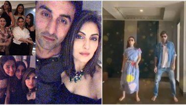 Riddhima Kapoor Birthday: Alia Bhatt and Ranbir Kapoor Dance Together in a Cute Surprise Video; Kareena Kapoor Khan, Karisma Kapoor Attend the Bash (View Pics)