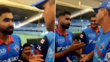 Old Video of Ricky Ponting and Axar Patel Allegedly Mocking Rahul Tewatia in Delhi Capitals'  Dressing Room Surfaces After All-Rounder's Miracle Knock Against KXIP in Dream11 IPL 2020