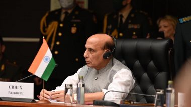 China Disrupted Traditional Patrolling Pattern of Indian Troops in Galwan Valley Causing Face-off Conditions, Says Defence Minister Rajnath Singh