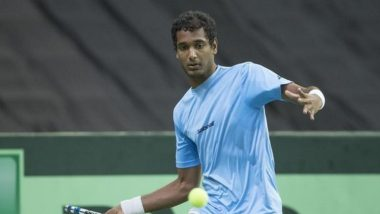 Ramkumar Ramanathan vs Marc Polmans, Wimbledon 2021 Qualifiers Live Streaming Online: How to Watch Free Live Telecast of Men's Singles Tennis Match in India?