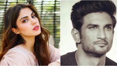 State Human Rights Commission Announces Its Order On Rhea Chakraborty's Mortuary Visit After Sushant Singh Rajput's Death, States 'No Breach On Part of Hospital Or Police