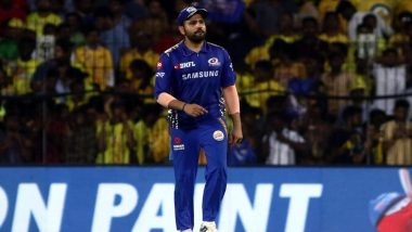 IPL 2020: Mumbai Indians Captain Rohit Sharma Says 'It Is Not Easy to Play Long Innings in These Conditions'