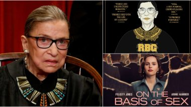 RIP Ruth Bader Ginsburg: Here's Where You Can Stream RBG and On the Basis of Sex - Films Based On the Life Of the Feminist Icon