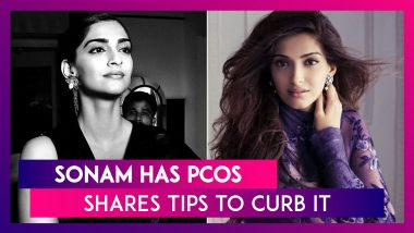Sonam Kapoor Reveals She's Been Suffering From PCOS For Several Years; Shares Tips To Curb It In Her New Instagram Post