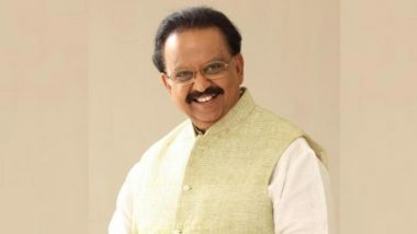 RIP SP Balasubrahmanyam: Karnataka Assembly Pays Tribute to the Legendary Singer by Observing One-Minute Silence in the House