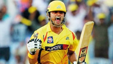 suresh raina in chennai super kings jersey images hd wallpapers for free download online for all csk fans missing china thala in ipl 2020 latestly suresh raina in chennai super kings