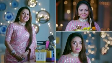 Saath Nibhaana Saathiya 2 Promo: Devoleena Bhattacharjee Makes a Comeback As Gopi Bahu And Drops A Hint About 'Gehna' (Watch Video)