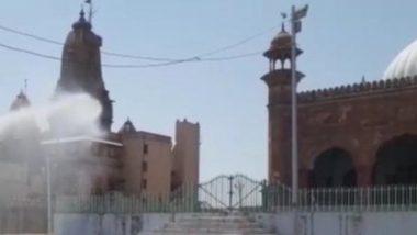 Shahi Idgah-Krishna Janmasthan Dispute: Mathura Court Dismisses Civil Suit Seeking Removal of Mosque Adjacent to Krishna Temple