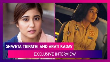 Shweta Tripathi Helped Director Arati Kadav in Casting for Cargo: Hear This & Much More In An Exclusive Interview | Ritwik Bhowmi