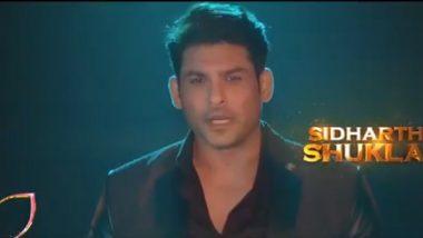 Bigg Boss 14: Sidharth Shukla Reveals His Winning Strategy in New Promo of Salman Khan's Show (Watch Video)