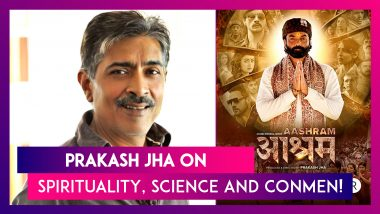 Prakash Jha: Spirituality Helps Me Stay Positive And Motivated!