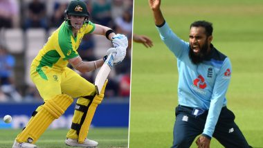 England vs Australia 1st ODI 2020: Steve Smith vs Adil Rashid and Other Exciting Mini Battles to Watch Out in Manchester