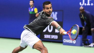 Sumit Nagal vs Roberto Marcora, French Open 2021 Live Streaming Online: How to Watch Free Live Telecast of Men's Singles Qualifier Tennis Match in India?
