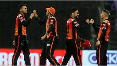 RR vs SRH Dream11 Team Prediction IPL 2020: Tips to Pick Best Fantasy Playing XI for Rajasthan Royals vs Sunrisers Hyderabad Indian Premier League Season 13 Match 40