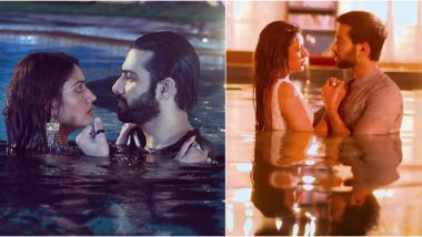 Surbhi Chandna's Pool Romance With Sharad Malhotra in Naagin 5 or With Nakuul Mehta in Ishqbaaaz, Which is Your Pick? Vote Now!