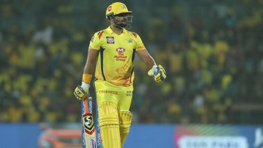 CSK Remove Suresh Raina's Name From Official Website, Batsman Unlikely to Re-join Chennai Super Kings Squad for IPL 2020