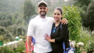 CSK Star Suresh Raina Expresses Love for Wife Priyanka Chaudhary in Latest Twitter Post