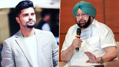 Suresh Raina's Relatives Attacked: Punjab CM Amarinder Singh Says Case Solved After Arrest of 3 Accused