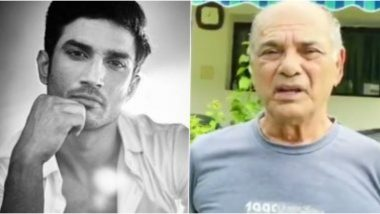 Sushant Singh Rajput's Father KK Singh Files a Complaint Against Dr Susan Walker For Flouting IMC Regulations By Disclosing Late Actor's Diagnosis