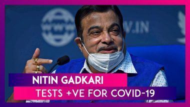 Nitin Gadkari Tests Positive For COVID-19 As India's Coronavirus Cases Cross The 50 Lakh Mark With 82,066 Deaths