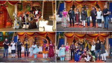 The Kapil Sharma Show: Nitish Bharadwaj, Puneet Issar and Others from BR Chopra's Mahabharat Cast Grace the Talk Show (Watch Video)