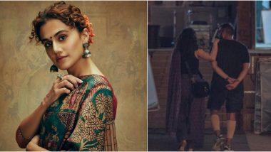 Taapsee Pannu Shares a Post Calling Anurag Kashyap 'Biggest Feminist' After the Director Gets Accused Of Sexual Harassment