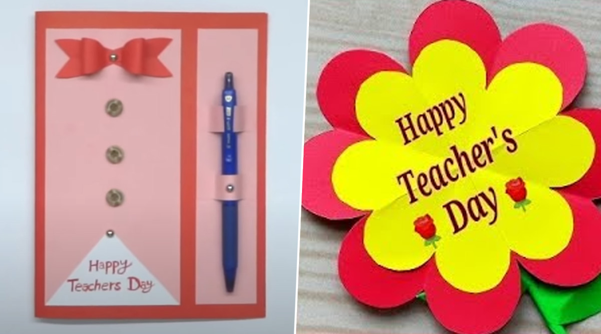 teachers' day 2020 greetings cards and messages cute hand