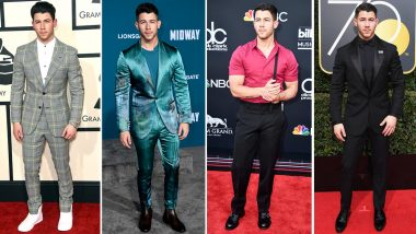 Nick Jonas Birthday Special: Nothing Much, Just Picking his Red Carpet Appearances that We Can't Get Enough Of (View Pics)