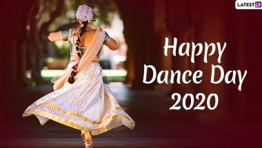 National Dance Day 2020 (US) Quotes, Wishes and Messages: Send These Greetings & HD Images to Your Friends Who Can Shake a Leg like There Is No Tomorrow