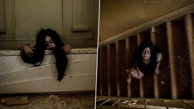 Spooky Snaps! Girl's Birthday Photoshoot Based on Horror Film 'The Grudge' Will Surely Give You Nightmares (Check Creepy Viral Pics)