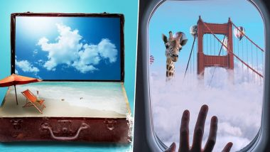 World Tourism Day 2020 Special: From Virtual Tours to Flights to Nowhere, How The Idea of Traveling is Changing Amid The Pandemic
