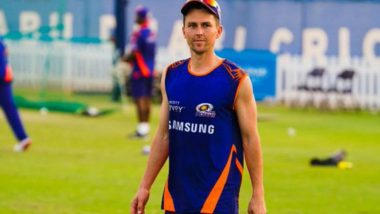 IPL 2020: Mumbai Indians Pacer Trent Boult Says 'Important to Pick Wickets Early'