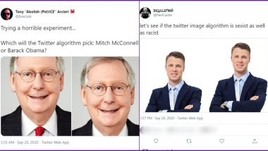 Twitter Algorithm for Image Previews is Racist as well as Sexist? Netizens Show Examples Pointing to The Flawed Bias in Photo Cropping; Know What it Means