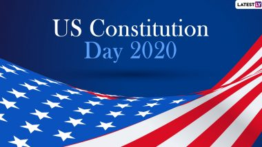 Constitution Day 2020: Fascinating Facts That Commemorates the Signing of the US Constitution