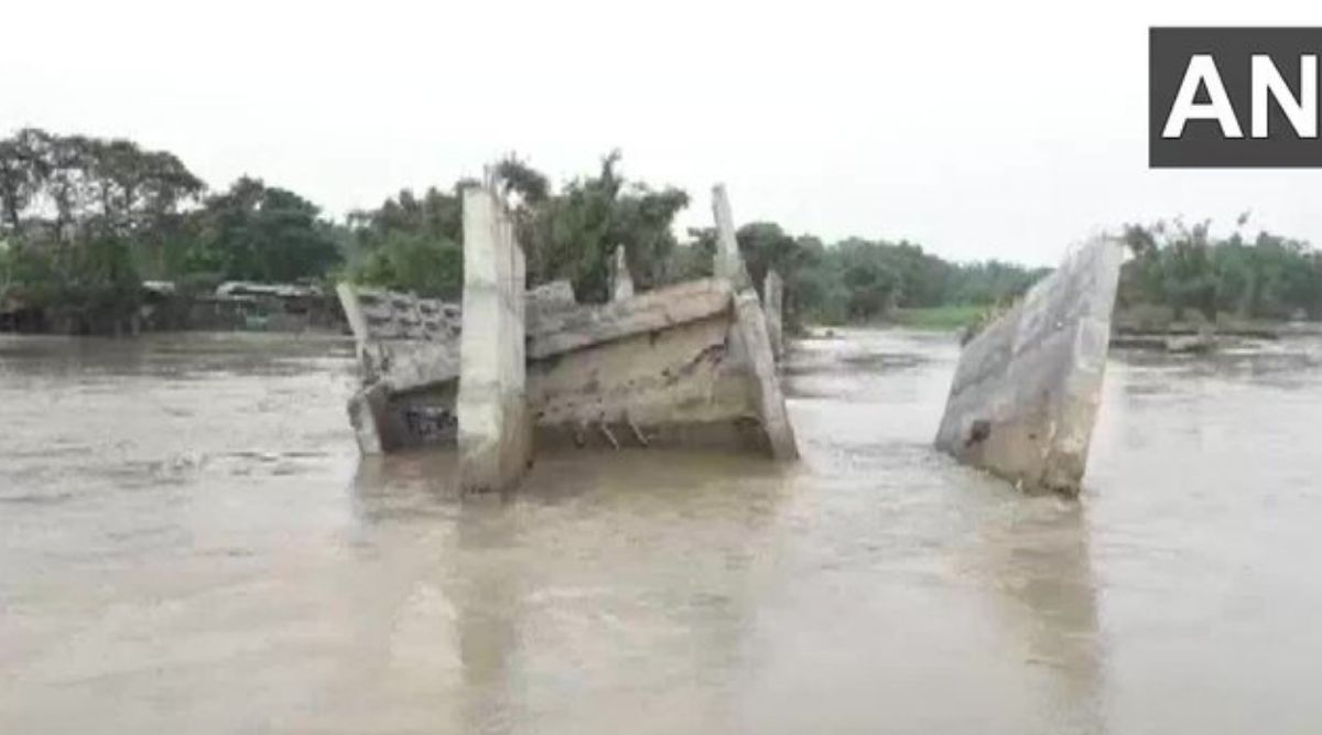 Bridge ready for Inauguration collapse, Kalanki River