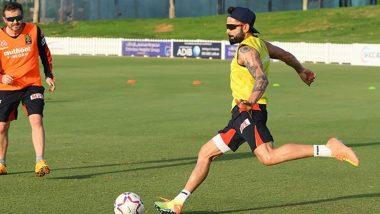 IPL 2020 Players' Update: RCB Captain Virat Kohli Enjoys Football Session With Teammates Ahead of Upcoming Season (View Pics)