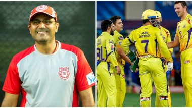 Virender Sehwag Trolls CSK After Their 44-Run Loss to Delhi Capitals in IPL 2020, Asks Chennai Super Kings Batsmen to 'Drink Glucose' Before Next Game
