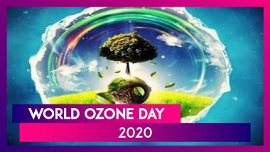 World Ozone Day 2020: From Conscious Gas Consumption To Maintaining Air Conditioners, To Shopping Locally, Ways To Protect The Ozone Layer That Shields The Earth From Sun's Ultraviolet Rays