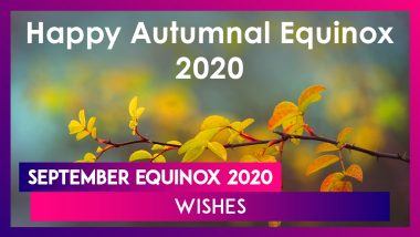 September Equinox 2020 Wishes: Happy Autumnal Equinox Quotes & Images to Welcome First Day of Fall