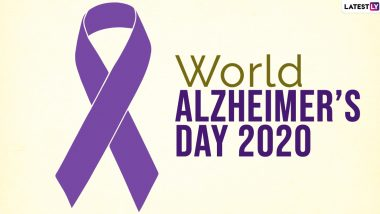 World Alzheimer's Day 2020 FAQs: From 'Why Is Alzheimer's Day Celebrated?' to 'Why Is Purple the Colour for Alzheimer's' Mostly Asked Questions About That Observance That Creates Awareness About Dementia