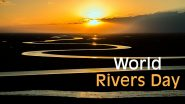 World Rivers Day 2020: Interesting Facts About Rivers Around The World That You May Not Know