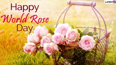 Happy World Rose Day 2020 Messages: Know About This Observance is Support of Cancer Patients