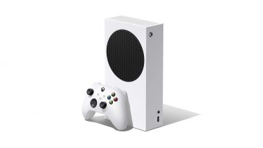 Xbox Series S Now Available for Pre-orders via Amazon.in & Flipkart