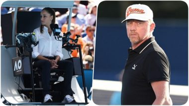 Boris Becker Makes An Unpleasant Remark About the Female Chair Umpire Marijana Veljovic During Alexander Zverev vs Pablo Carreno Busta, US Open 2020, Twitterati Slams Former Tennis Ace