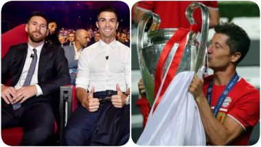 No Cristiano Ronaldo and Lionel Messi for UEFA Champions League 2019-20 Awards, Seven Bundesliga Players Make it to the List