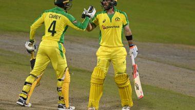 ENG vs AUS Stat Highlights 3rd ODI 2020: Glenn Maxwell & Alex Carey's Centuries Lead Australia to 2-1 Series Win