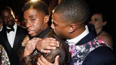 Chadwick Boseman Death: Black Panther Costar Michael B Jordan Pays an Emotional Tribute, Says 'I Wish We Had More Time'