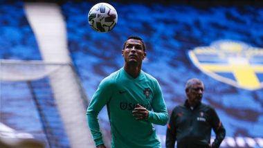 Cristiano Ronaldo Confirms Participation In Portugal Vs Sweden Uefa Nation League 2020 Match See Pics Latestly