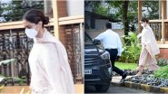 Bollywood Drug Probe: Deepika Padukone Leaves NCB Office After 5 Hours (See Pics)